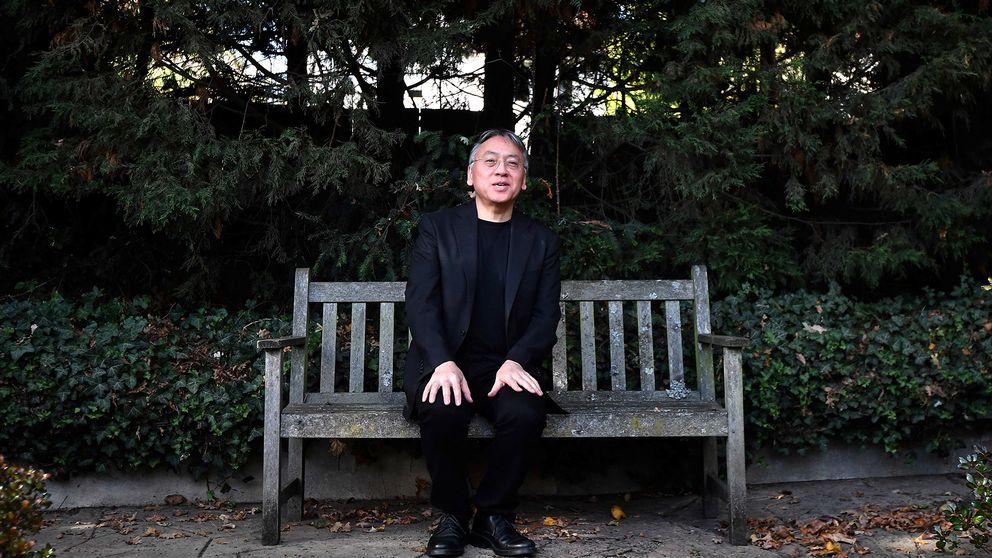 Nobelpristagaren i litteratur Kazuo Ishiguro.