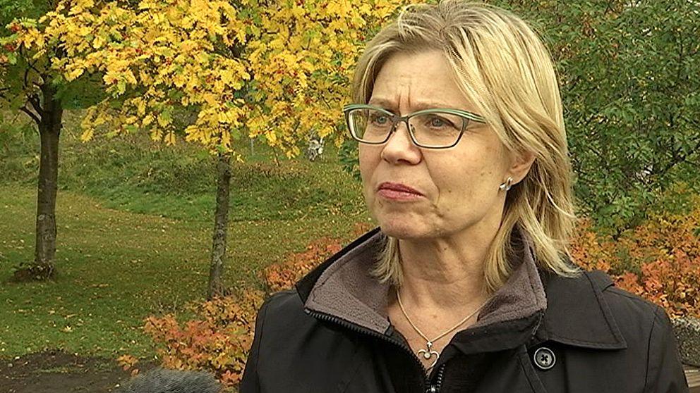 Eva Lena Rimér, åklagare, östersund