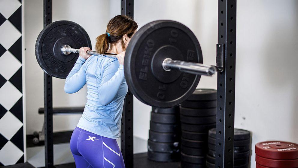 Hård träning leder inte till förlorad mens | SVT Nyheter
