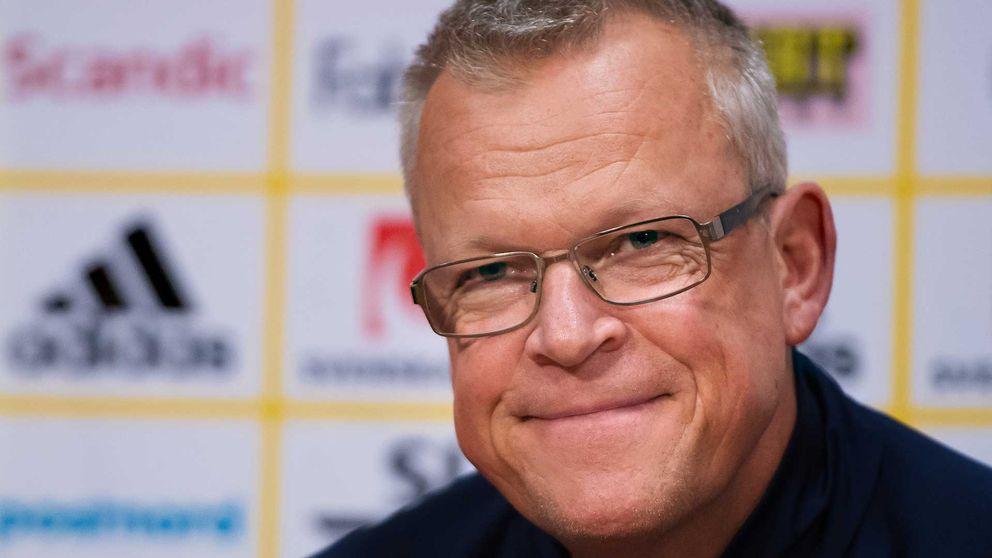 Idrottsledaren Janne Andersson.