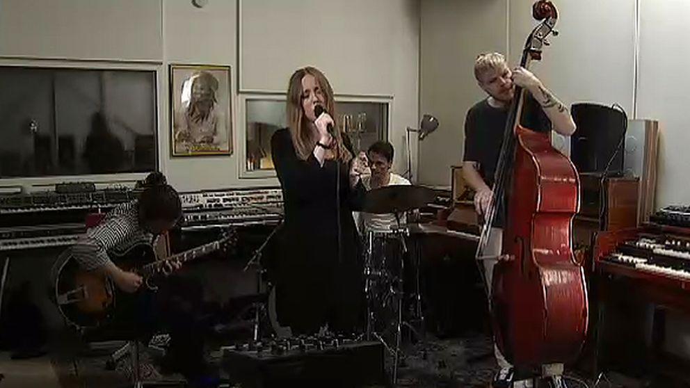 Ellen Andersson Quartet.
