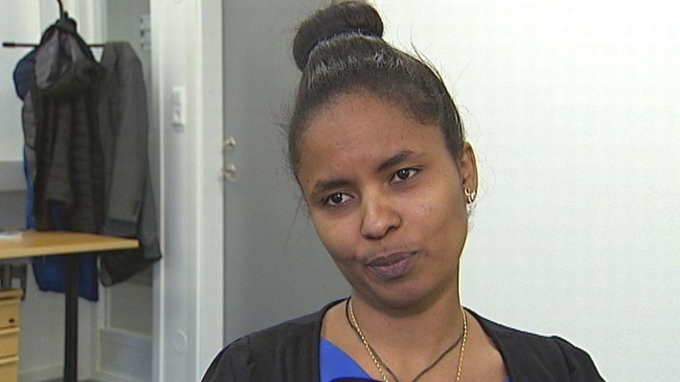 Saliem från Eritrea