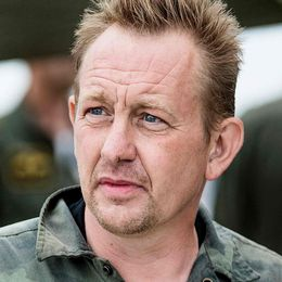 Ubåtsägaren Peter Madsen.