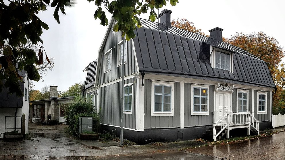 Hassela Gotlands hus i Klintehamn
