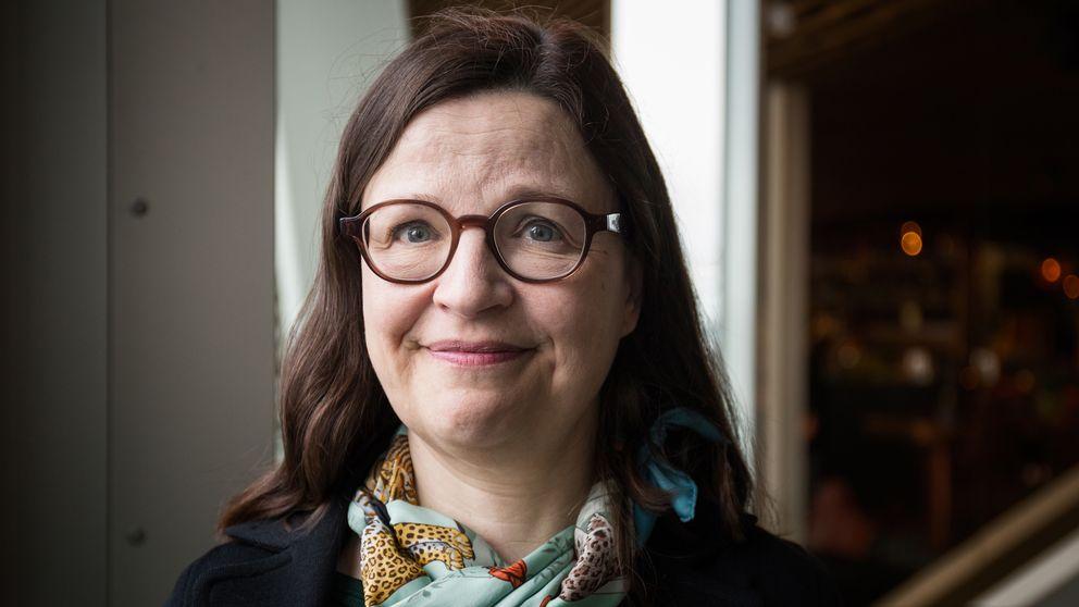 Gymnasie- och kunskapsminsiter Anna Ekström (S)