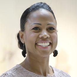 Demokrati- och kulturminister Alice Bah Kuhnke (MP)