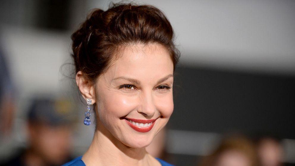 Skådespelaren Ashley Judd.
