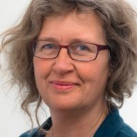 Anna Lindenfors, generalsekreterare, Amnesty International, svenska sektionen
