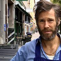 Patrick Sjöqvist, restaurangägare Södermalm