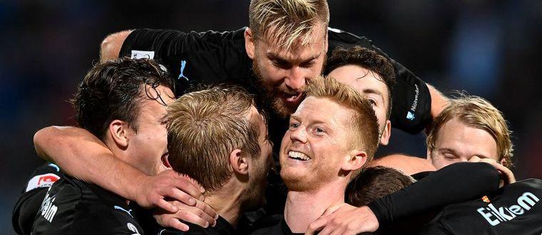 Malmö FF mästare för 20:e gången