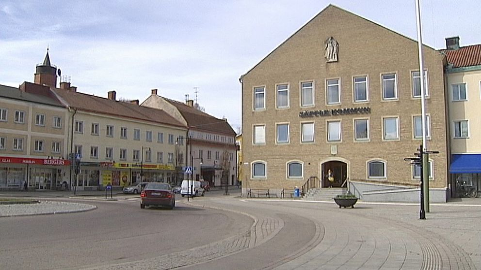 Kommunhuset i Säffle