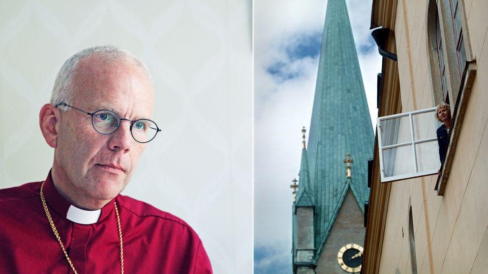 Martin Modéus biskop Linköpings stift