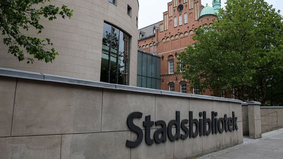 Malmö stadsbibliotek.
