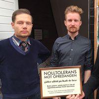 Nils Hector, Samdri Vairagi och Gustav Hector