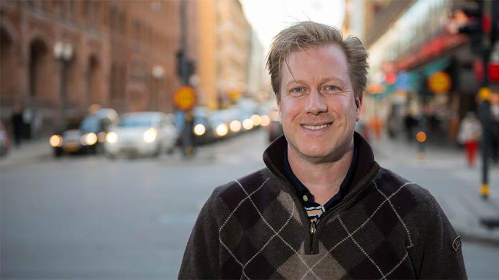 Tomas Sundström, onlinesäkerhetsexpert på Arbor Networks.
