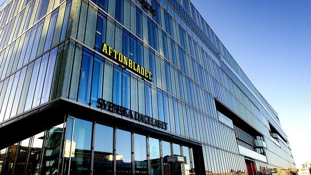 Aftonbladets byggnad