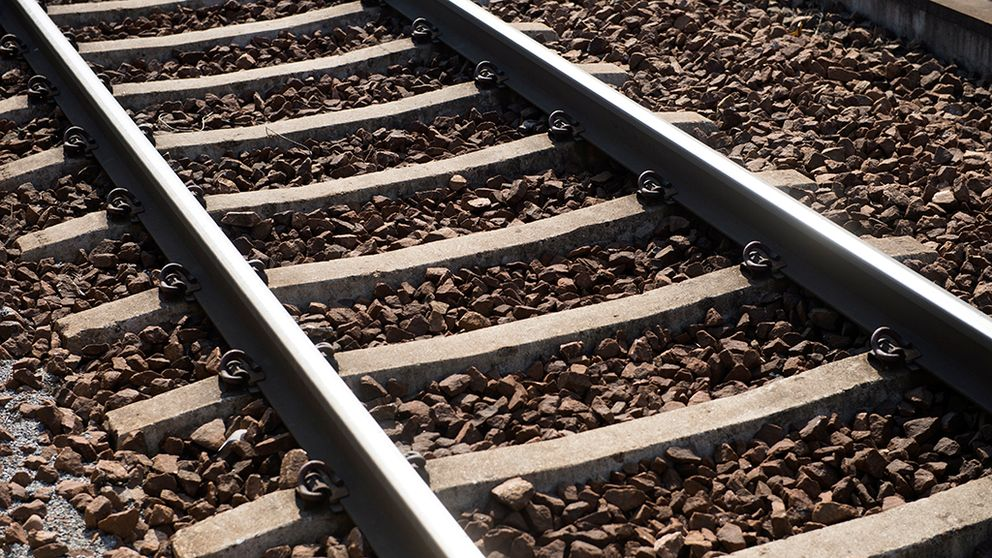 Stopp i tågtrafiken vid Vänersborg under torsdagsmorgonen.