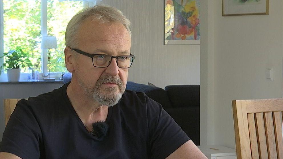 Jörgen Lundström har 40 års erfarenhet av svensk järnväg