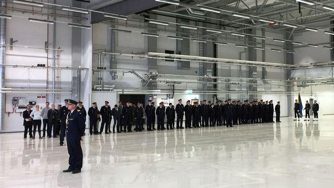 Här invigs försvarets största bygge – på 60 år