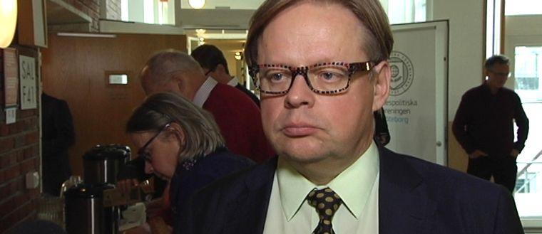 Nationalekonomen Juhana Vartiainen