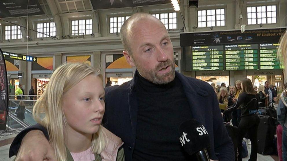 Lubbe Garell och dotter Alicia Garell pratar om #metoo, som varit på mångas läppar de senaste dagarna.