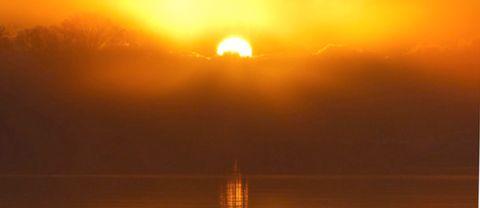 En Magisk Oktober-dag – från morgon till kväll!Bilderna tagna på Järsö, Åland