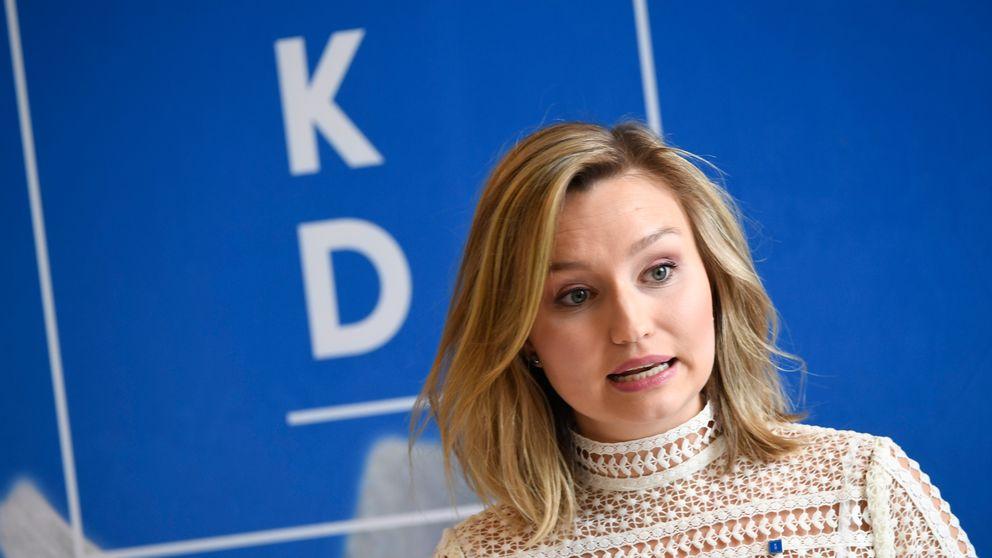 Partildare Ebba Busch Thor (KD)