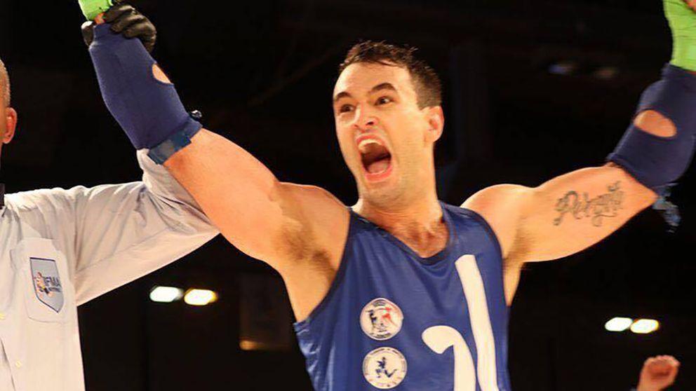 Halmstadboxaren Andreas Gardasevic överraskade när han vann Sveriges fjärde EM-guld i thaiboxning under lördagen.