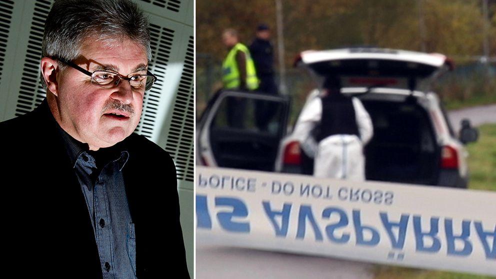 Polisens förundersökningsledare Thord Haraldsson