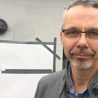 Patrik Nilsson, rektor för låg- och mellanstadiet på Lillåns skola.