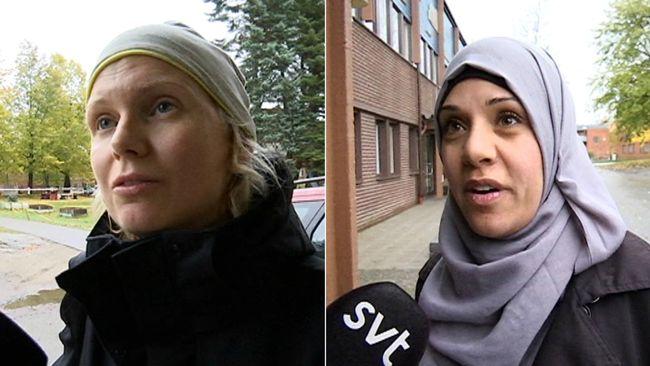 resa svart anal nära Umeå