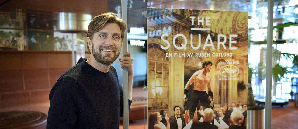 Ruben Östlunds film The Square vinner pris.