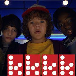 Will, Mike, Dustin och Lucas är tillbaka och förbereder sig på spökjakt.