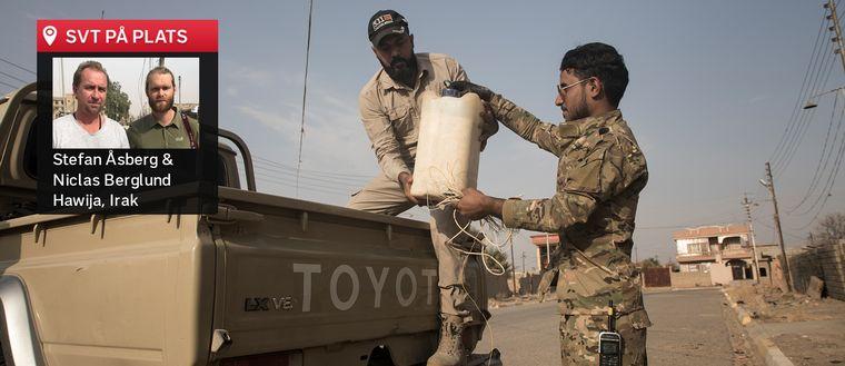 Militar anklagas for trakasserier