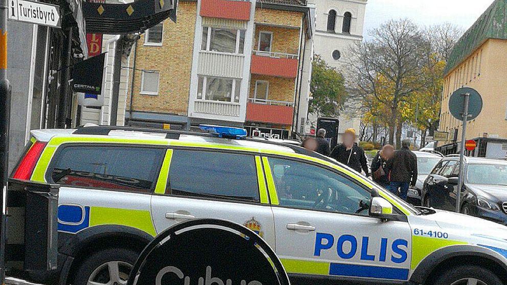 Väpnat rån mot guldsmedsbutiken i Vimmerby