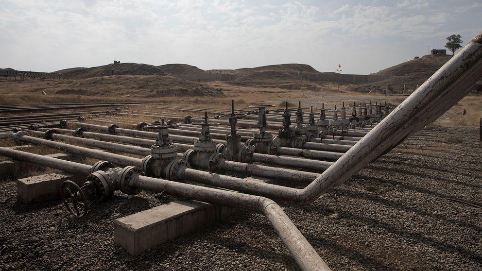 Oljefälten med dess viktiga tillgångar ligger tätt efter varandra i staden som betyder så mycket för Irak.