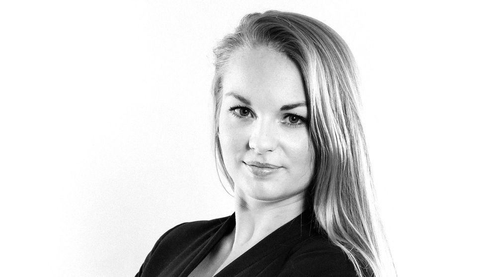 Ängla Eklund, jurist och ordförande för Institutet för juridik och internet.