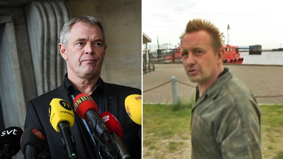 Köpenhamnspolisens vice polisinspektör Jens Möller har förtydligat sitt uttalande om vad Peter Madsen sa i förhöret.