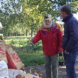 Rolf Glennman i Vargön utanför Vänersborg möter Henrik Kruusval