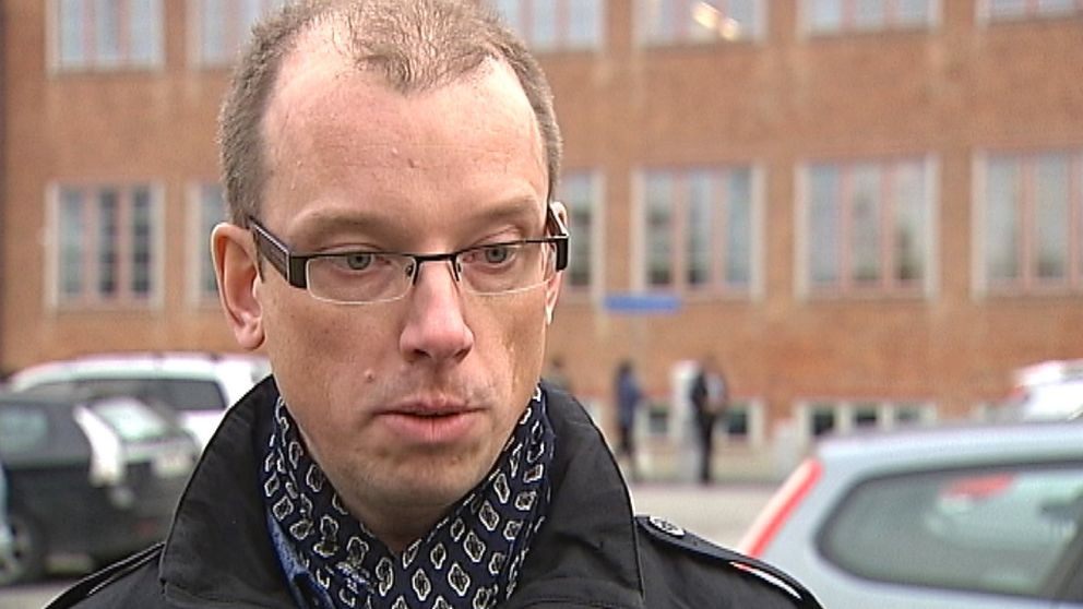 Anders Holmgren, utredare Skolinspektionen.