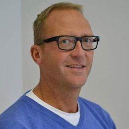 Lars Nilsson, ordförande i fackförbundet Pappers avdelning 24 vid Södra cell i Mönsterås.