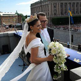 Kronprinsessan Victorias bröllop