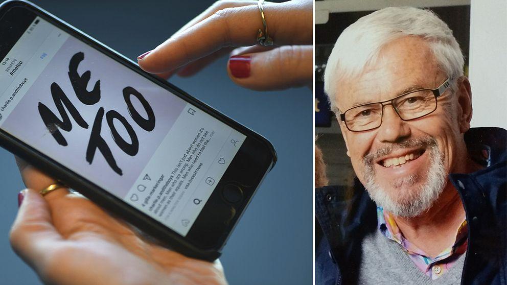 Lars Brandel vill starta mansgrupper efter #metoo.