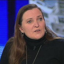 Journalisten Teresa Küchler pratar om senaste nytt i Bryssel.