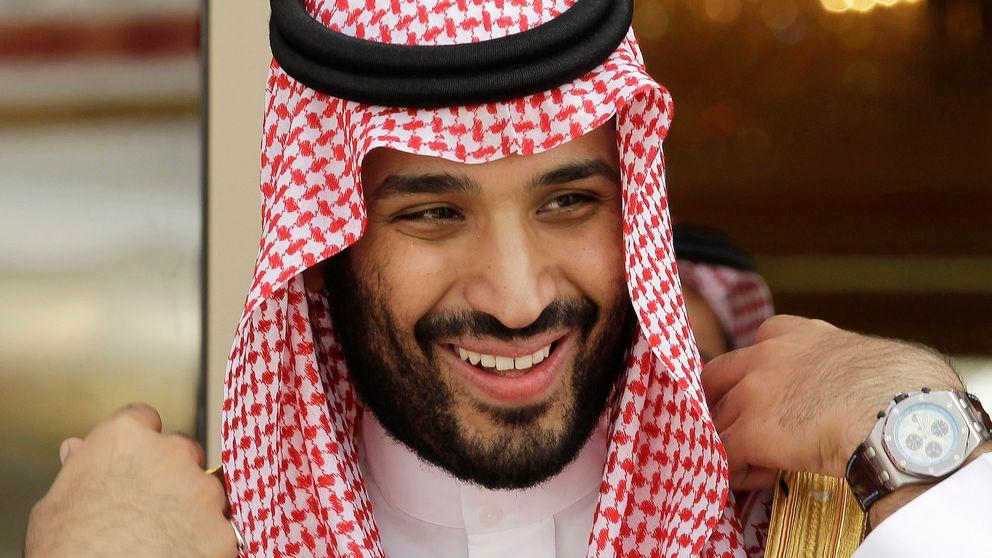 Kronprinsen Mohammed bin Salman