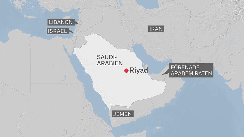 Konflikterna mellan Saudiarabien och Iran har eskalerat.