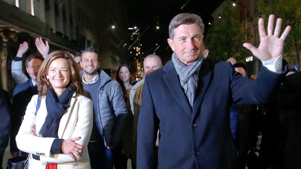 Borut Pahor har riktat in sig på att vara en enande kraft i Slovenien, men hans kritiker har sagt att han gör det genom att undvika viktiga frågor.