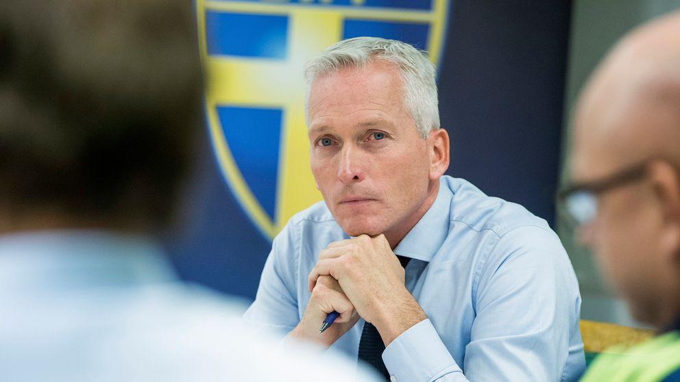 SvFF:s generalsekreterare Håkan Sjöstrand.