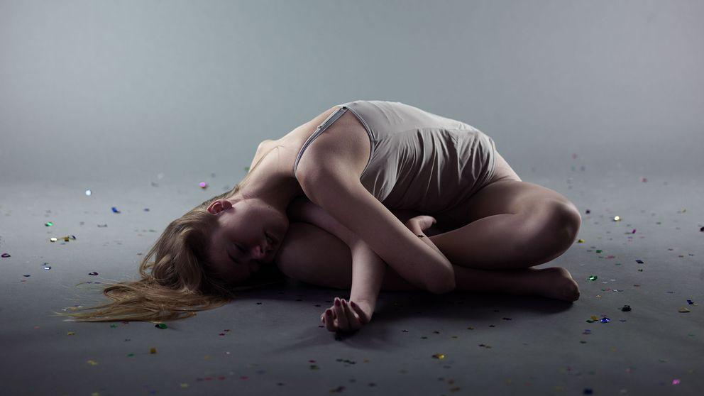 Julia Peirone, Cora Sun-drop från fotoserien Diamonds Dancing, 2017.