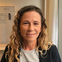 Helen Stjerna, generalsekreterare A Non Smoking Generation